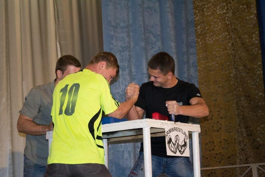 Команда Павлоградского медучилища стала лучшей на студенческом Чемпионате Павлограда по армрестлингу (фото) - фото 3
