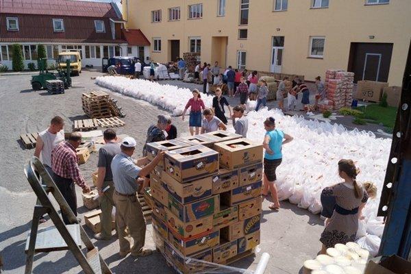 В Авдеевку доставят гуманитарную помощь из Ровно (фото) - фото 1