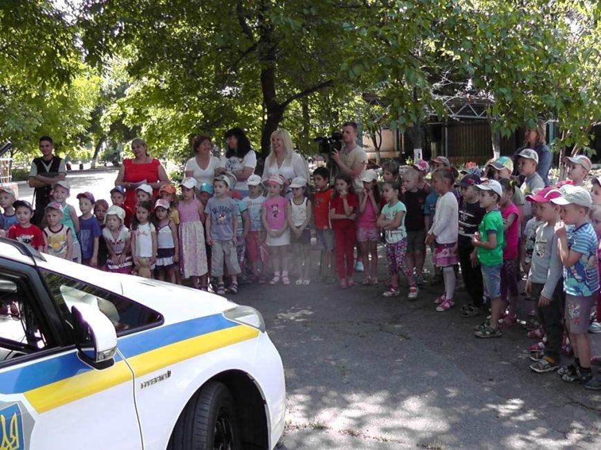 Державтоінспекція Кіровоградщини нагадує малечі: «Правила дорожні – пам'ятай завжди!» (фото) - фото 1