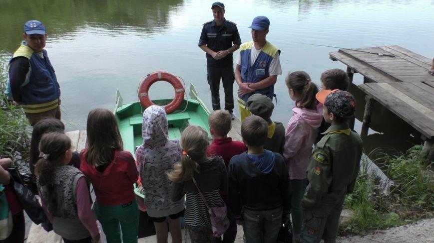 Буковинські рятувальники навчали пластунів порятунку людей, що тонуть (ФОТО) (фото) - фото 3