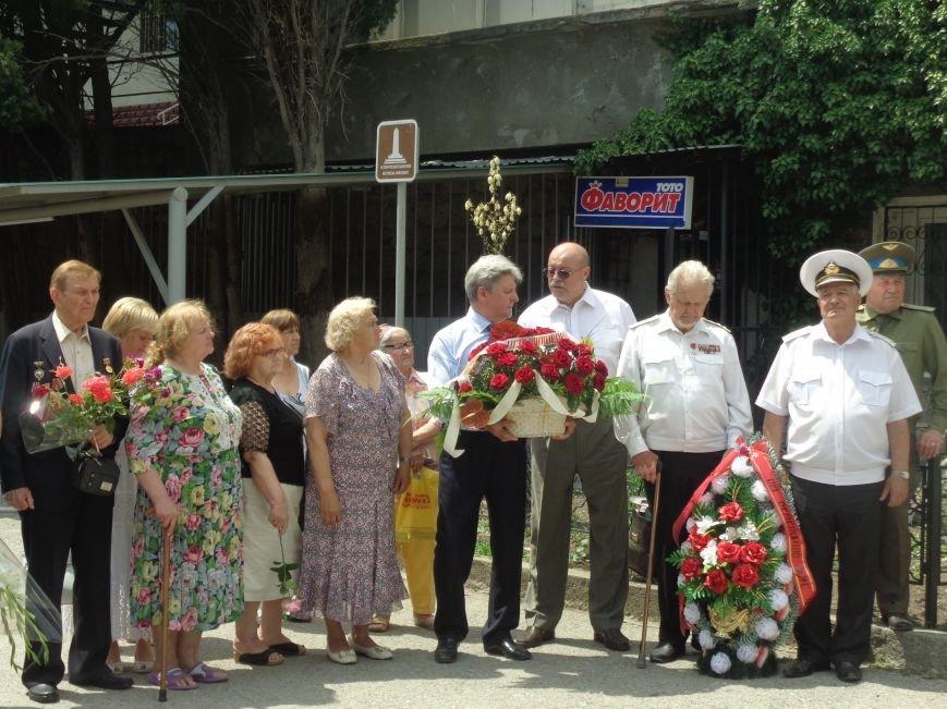 В Алупке почтили память павших в Великой Отечественной Войне (фото) - фото 1