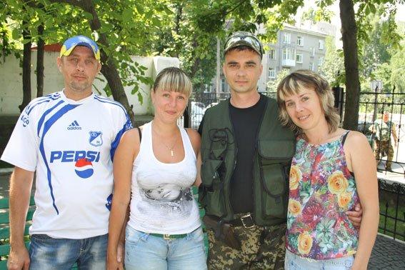 Кременчугские правоохранители отправились в зону АТО, чтобы сменить своих коллег (ФОТО) (фото) - фото 1