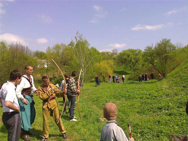 Всеукраиснкая военно-патриотическая игра «Джура» моежт появиться и в Славянске (фото) - фото 4