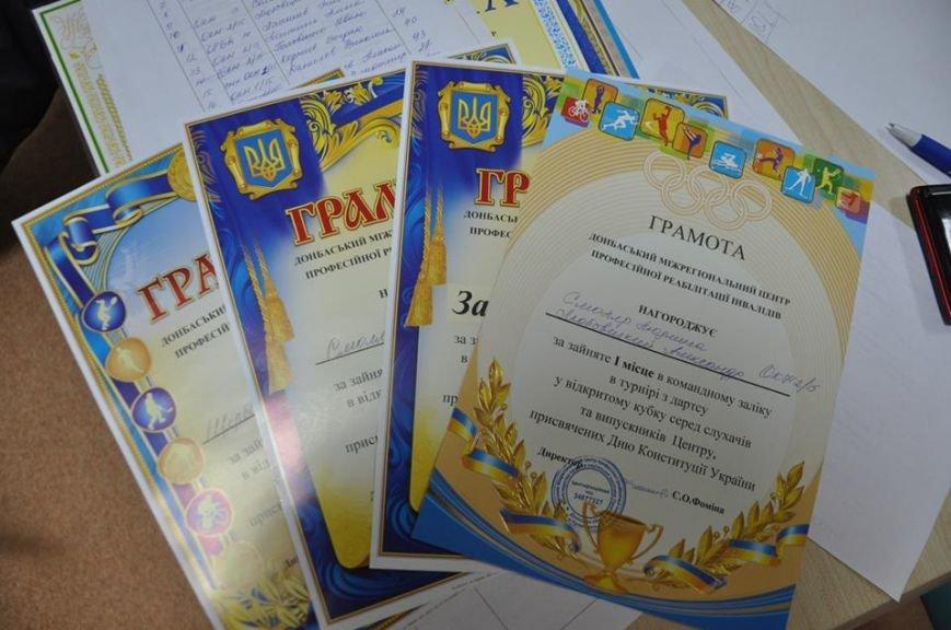 В Донбасском МЦПРИ иргали в дартс и домино, фото-4
