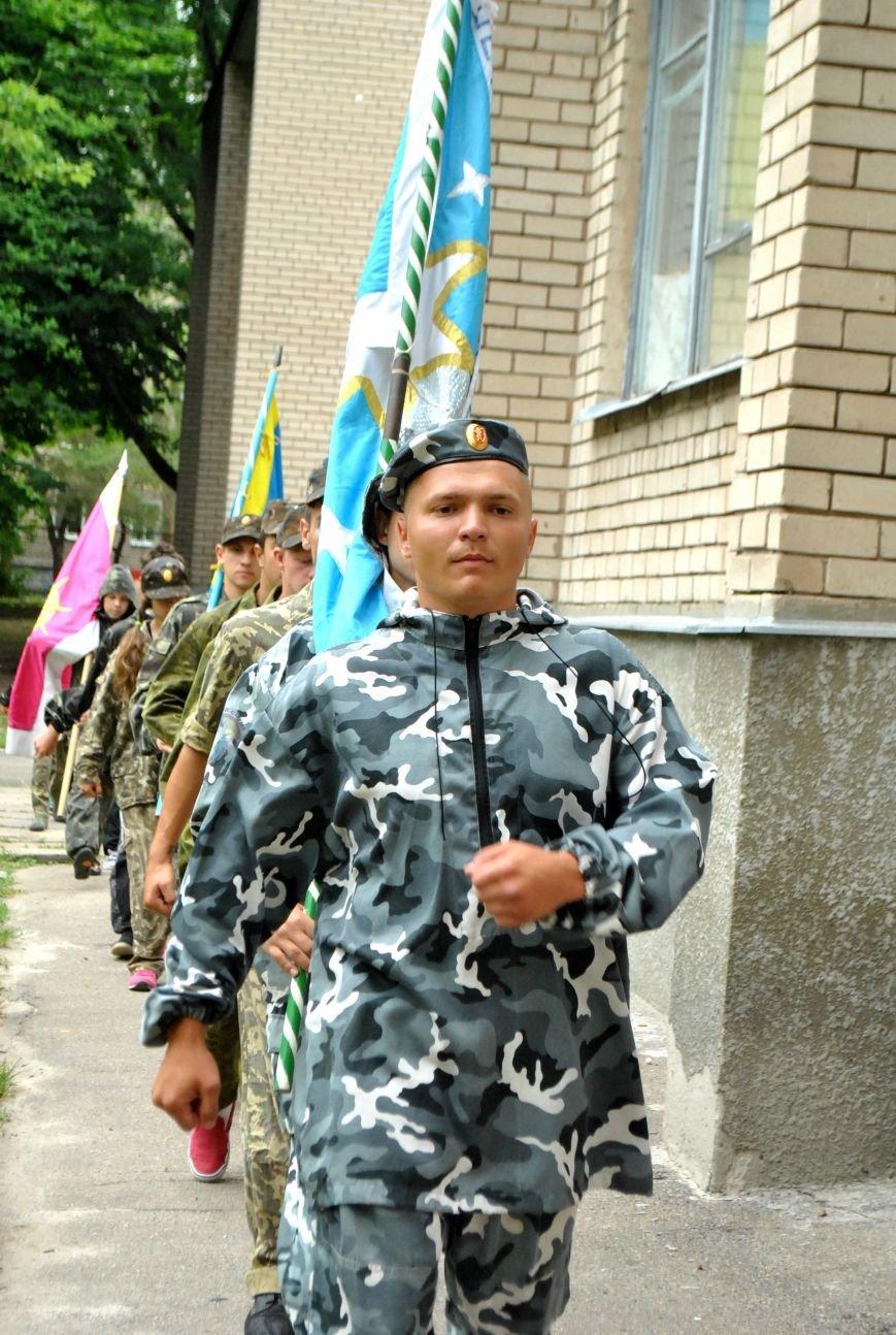 Благодаря меценату Александру Богуслаеву в «Школе Джур» появилась «полоса мужества» (фото) - фото 3