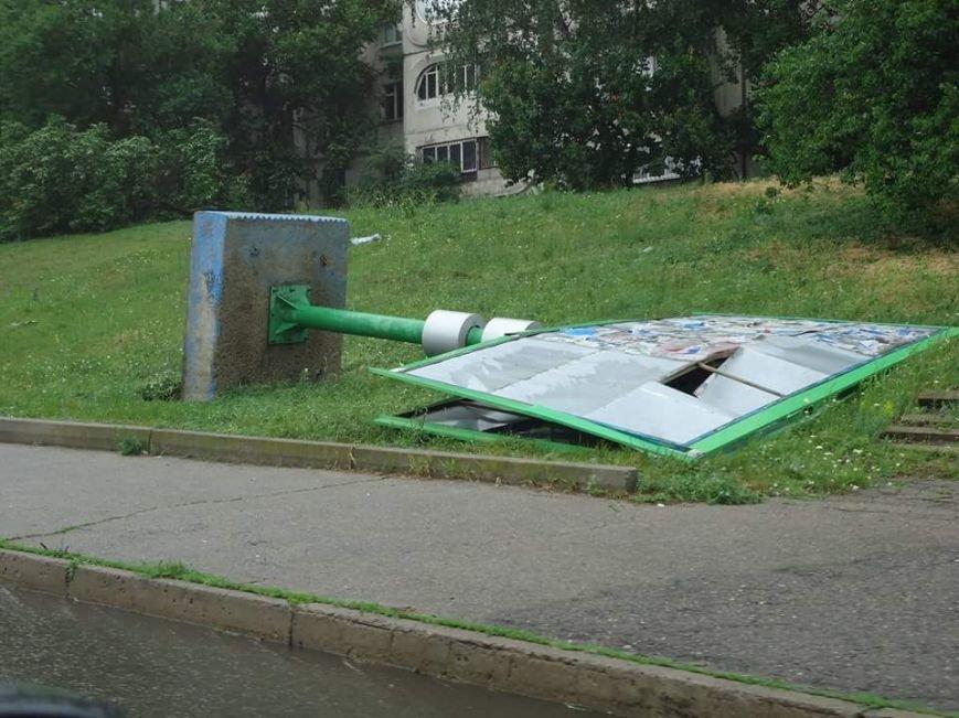 Ураган в Луганске принес масштабные разрушения (ФОТО) (фото) - фото 7