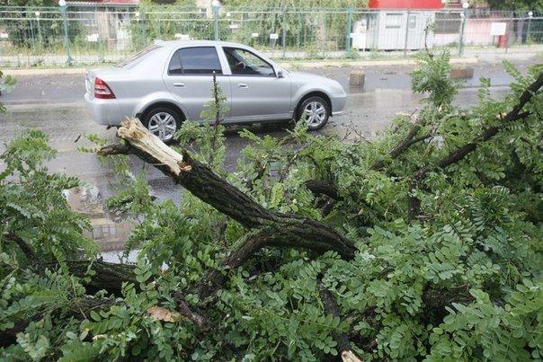 Ураган в Луганске принес масштабные разрушения (ФОТО) (фото) - фото 5