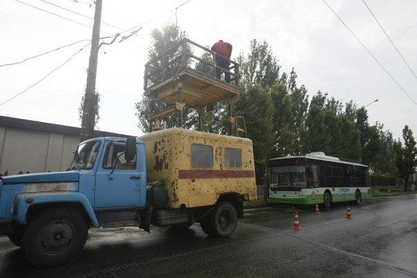 Ураган в Луганске принес масштабные разрушения (ФОТО) (фото) - фото 3