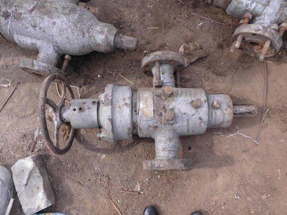 На Полтавщине на запчасти разобрали газоконденсатную скважину (фото) - фото 1