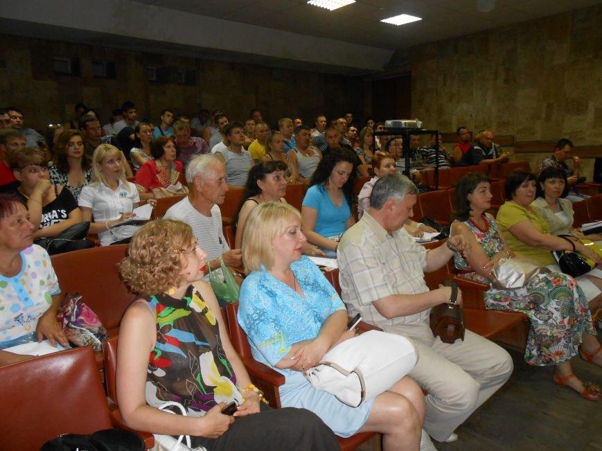 В Днепродзержинске стартовал проект «Музейное эхо АТО» (фото) - фото 2