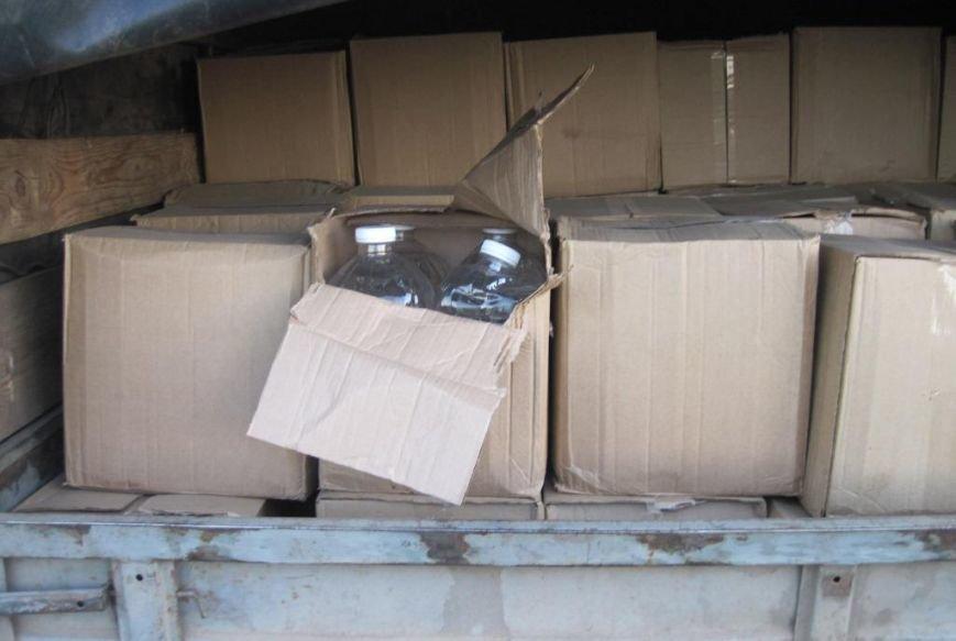 Сумські прикордонники затримали два автомобілі, завантажені 5 тонами контрабандного  спирту, фото-4