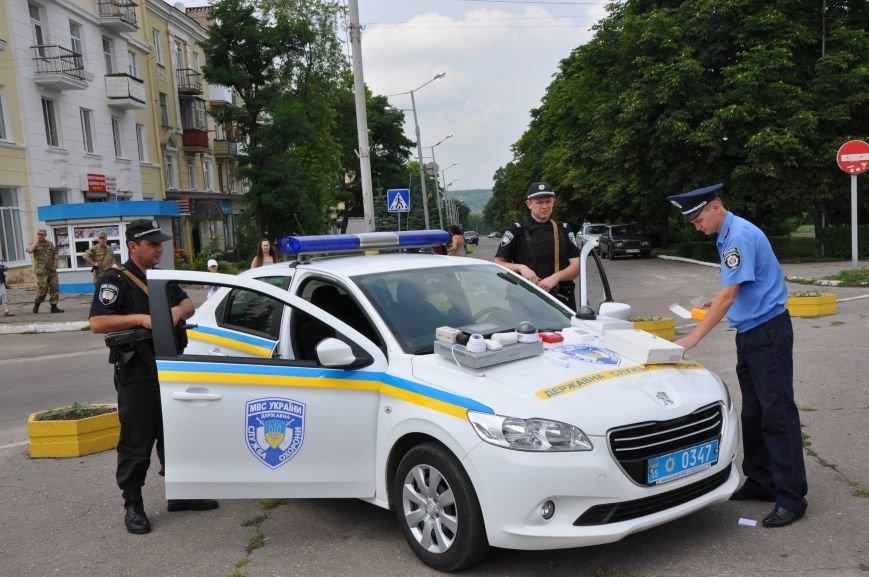 На центральной площади Краматорска состоялось мероприятие посвященное Дню Конституции (ФОТО и ВИДЕО), фото-3