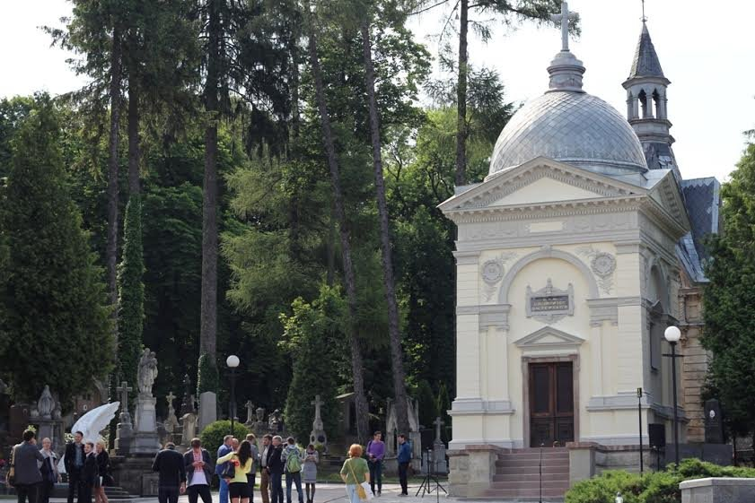 У Львові відкрили відреставровану каплицю родини Бачевських (ФОТО) (фото) - фото 1