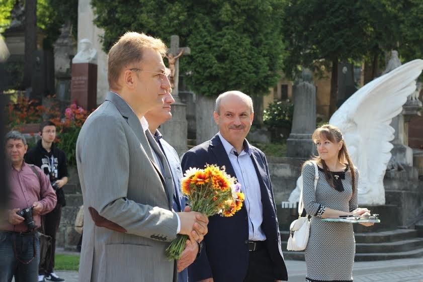 У Львові відкрили відреставровану каплицю родини Бачевських (ФОТО) (фото) - фото 3