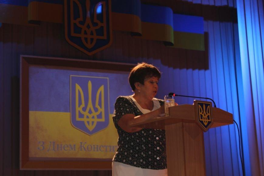 В Артемовске отметили День Конституции, фото-3