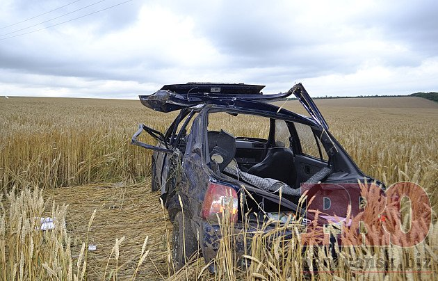 Под Бердянском переселенцы попали в серьезную аварию (ФОТО), фото-3