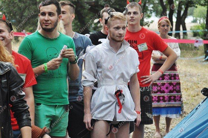 Криворожские студенты участвовали в организации республики в Днепропетровске (ФОТО), фото-12