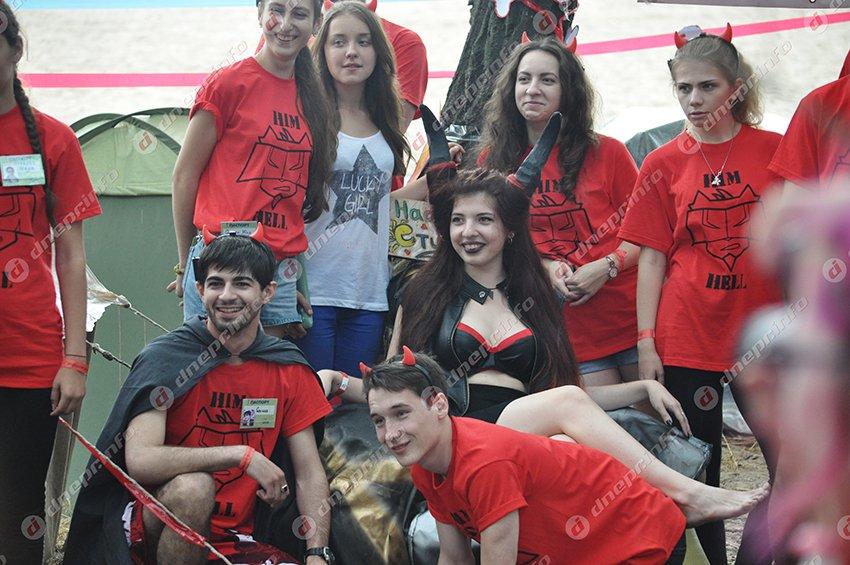 Криворожские студенты участвовали в организации республики в Днепропетровске (ФОТО), фото-1