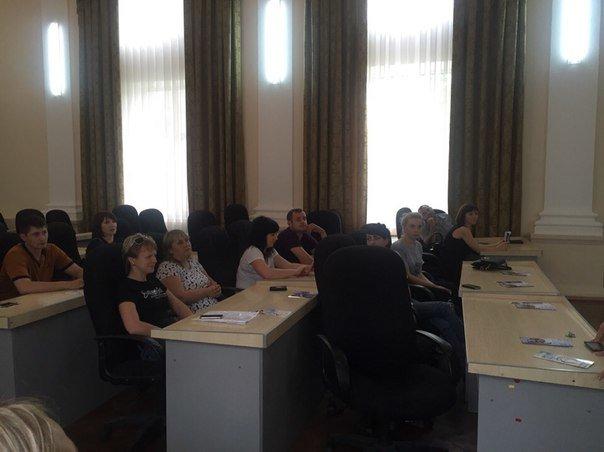 Круглый стол с представителями Российского союза молодежи (фото) - фото 1