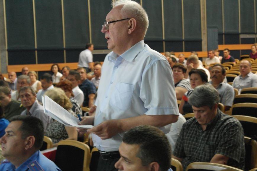 Губернатор Донецкой области: «Донбасс – это лицо Украины», фото-7