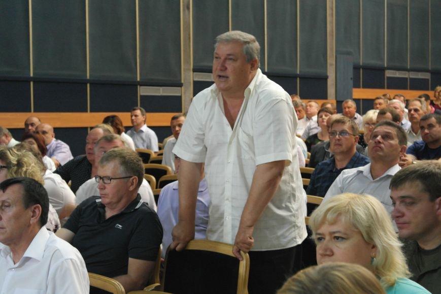 Губернатор Донецкой области: «Донбасс – это лицо Украины», фото-5