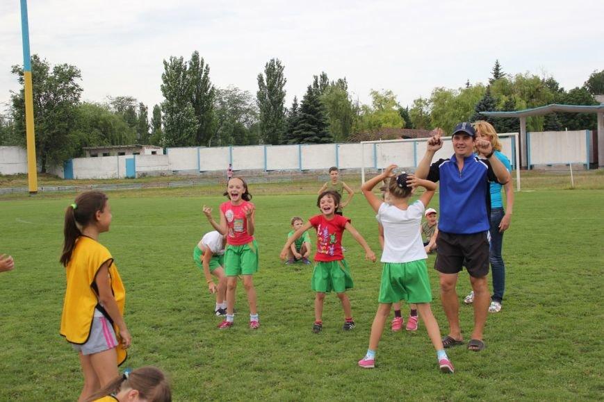 Школьники Димитрова завершили лагерную смену футбольным турниром (ФОТО), фото-12