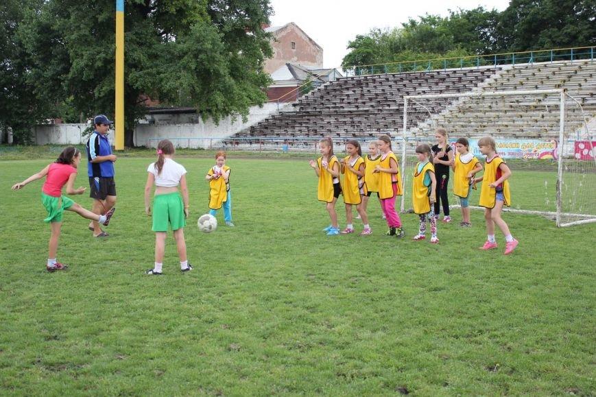Школьники Димитрова завершили лагерную смену футбольным турниром (ФОТО), фото-4
