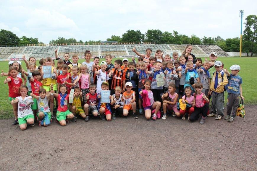Школьники Димитрова завершили лагерную смену футбольным турниром (ФОТО), фото-25