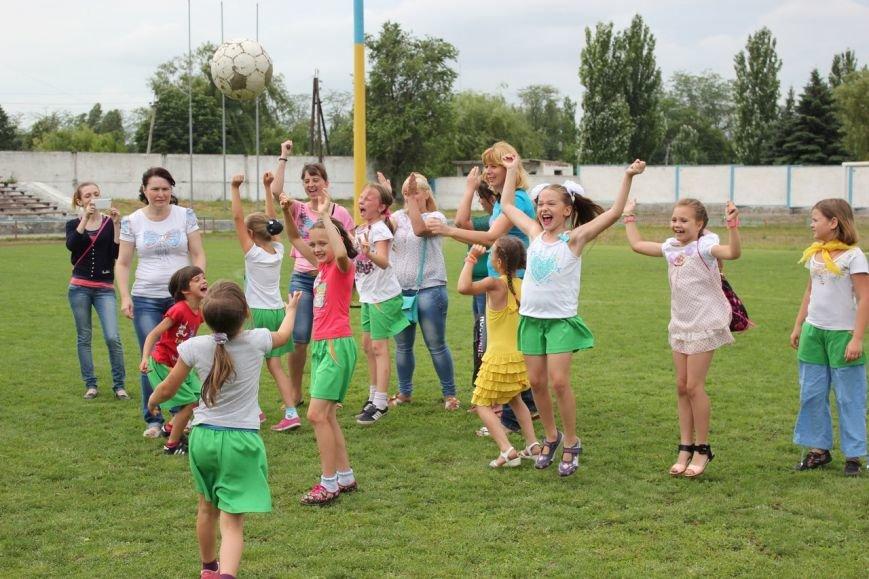 Школьники Димитрова завершили лагерную смену футбольным турниром (ФОТО), фото-22