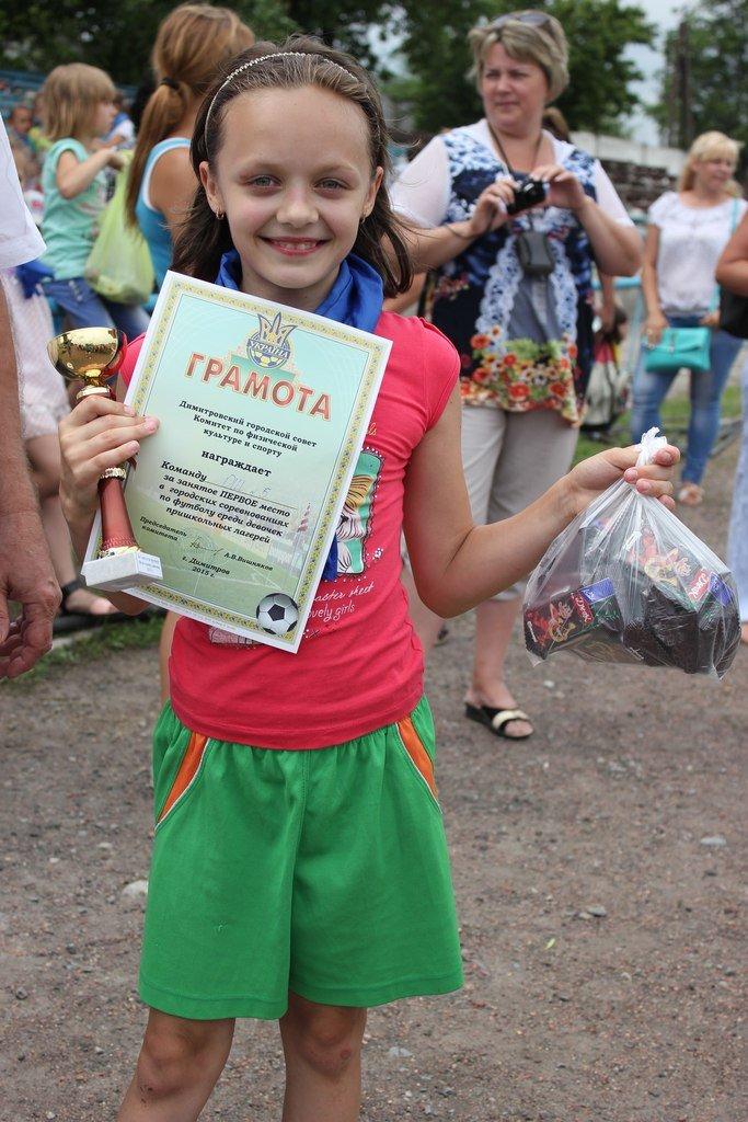 Школьники Димитрова завершили лагерную смену футбольным турниром (ФОТО) (фото) - фото 21