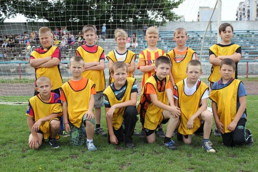 Школьники Димитрова завершили лагерную смену футбольным турниром (ФОТО) (фото) - фото 23