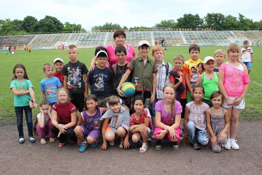 Школьники Димитрова завершили лагерную смену футбольным турниром (ФОТО), фото-24