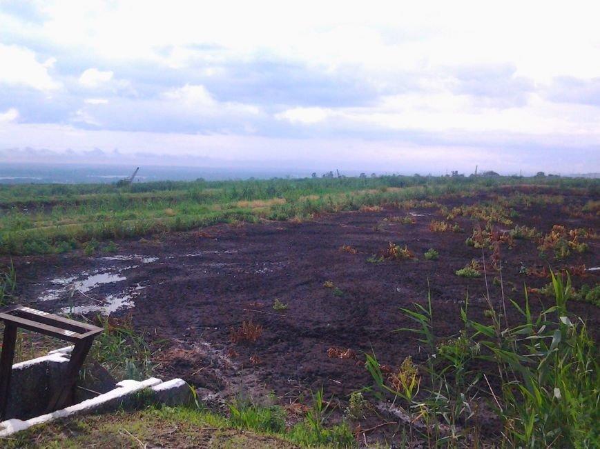 Экологический протест под Запорожьем: зловонные стоки «душат» местных жителей (ФОТО), фото-4