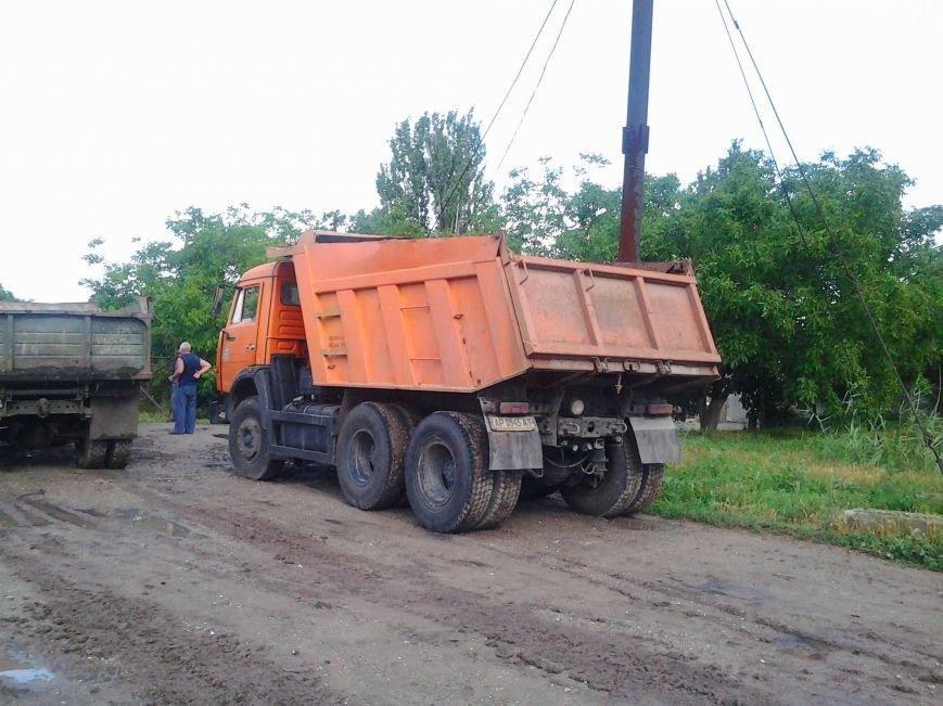Экологический протест под Запорожьем: зловонные стоки «душат» местных жителей (ФОТО), фото-6