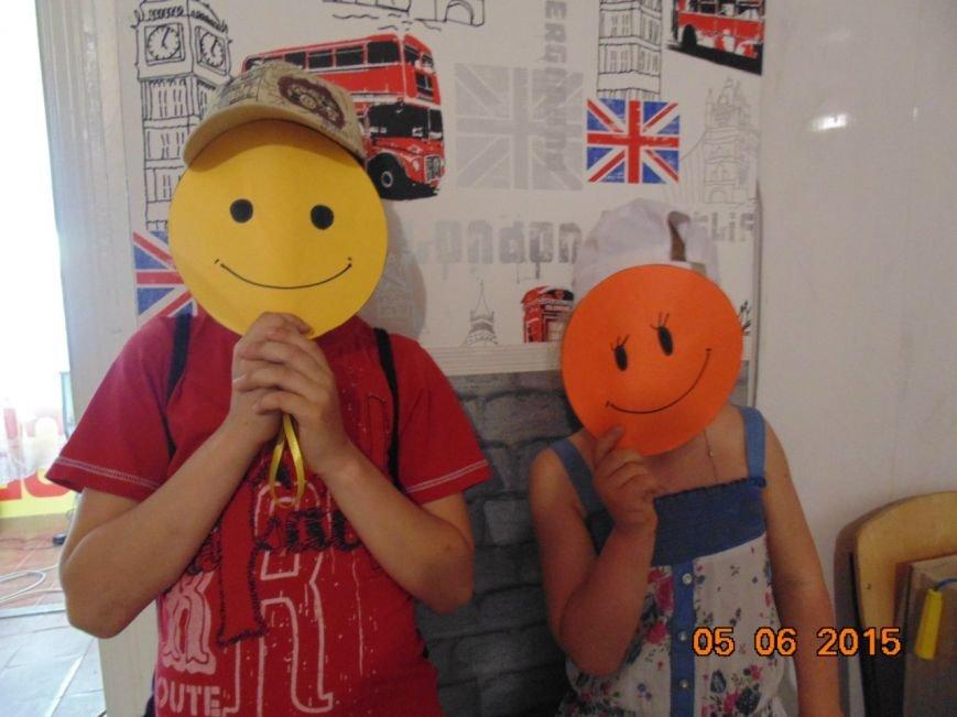 Летний АНГЛИЙСКИЙ лагерь неполного дня – это весело, здорОво и здОрово! (фото) - фото 7