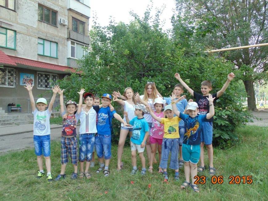 Летний АНГЛИЙСКИЙ лагерь неполного дня – это весело, здорОво и здОрово! (фото) - фото 3
