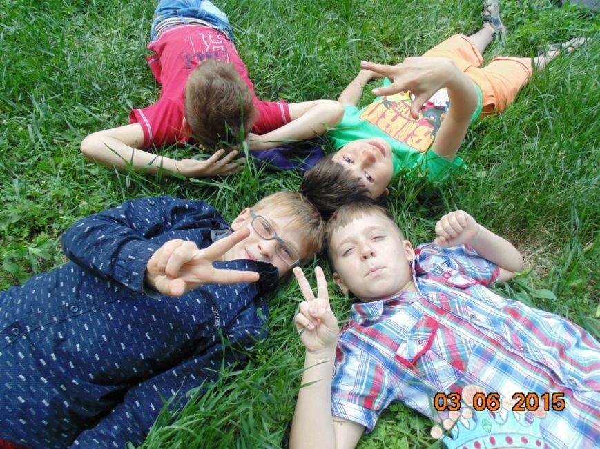 Летний АНГЛИЙСКИЙ лагерь неполного дня – это весело, здорОво и здОрово! (фото) - фото 5