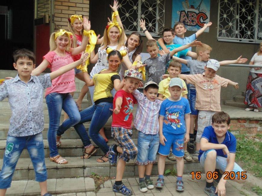 Летний АНГЛИЙСКИЙ лагерь неполного дня – это весело, здорОво и здОрово! (фото) - фото 2