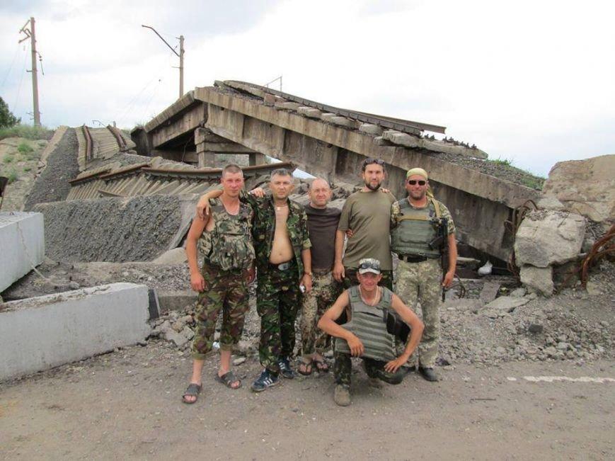 Волонтеры Николаевщины вернулись из зоны АТО (ФОТО), фото-7