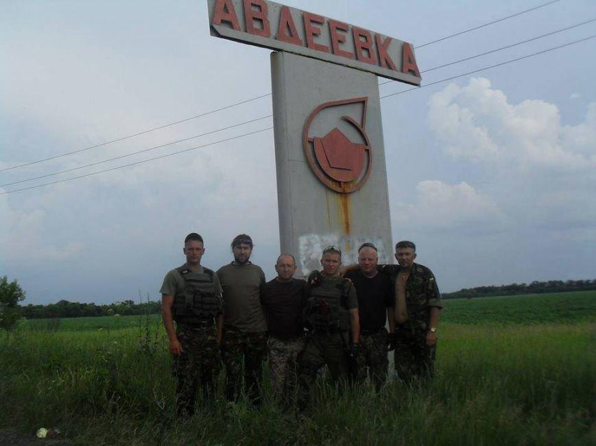 Волонтеры Николаевщины вернулись из зоны АТО (ФОТО), фото-1