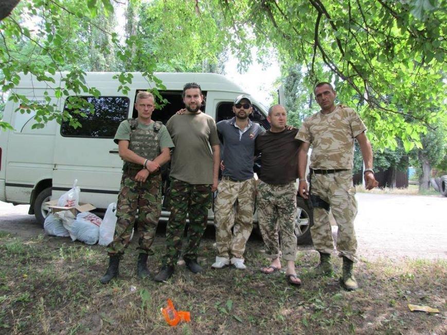 Волонтеры Николаевщины вернулись из зоны АТО (ФОТО), фото-2