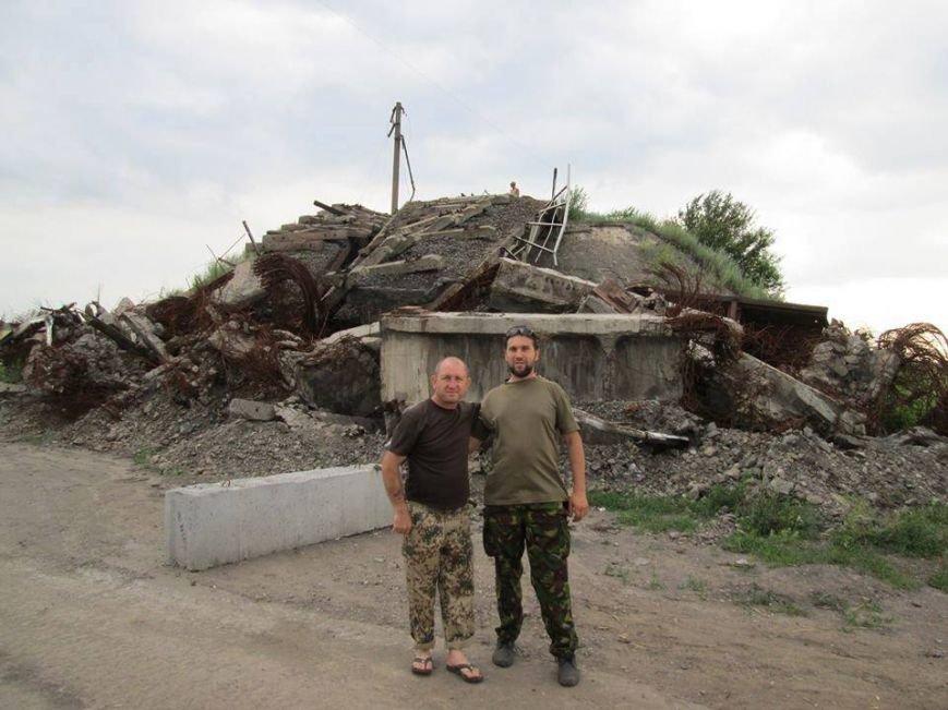 Волонтеры Николаевщины вернулись из зоны АТО (ФОТО), фото-4