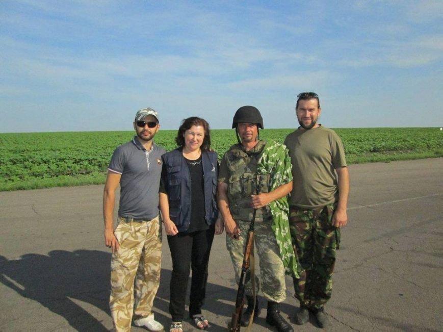Волонтеры Николаевщины вернулись из зоны АТО (ФОТО), фото-9