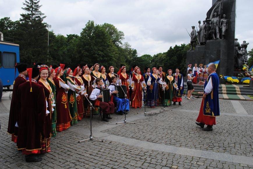 В Харькове отметили День Конституции (ФОТО), фото-10