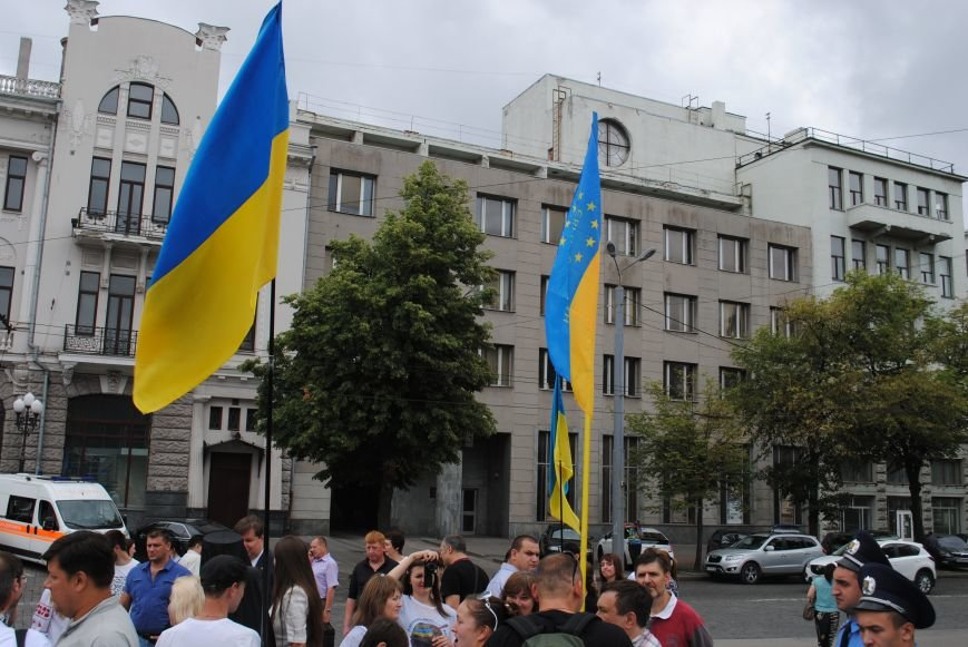 В Харькове отметили День Конституции (ФОТО), фото-11