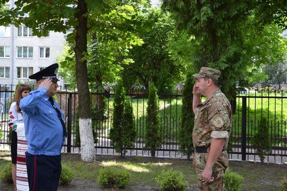 Правоохоронці Львівської залізниці, які перебували на передовій повернулись додому (ФОТО) (фото) - фото 2