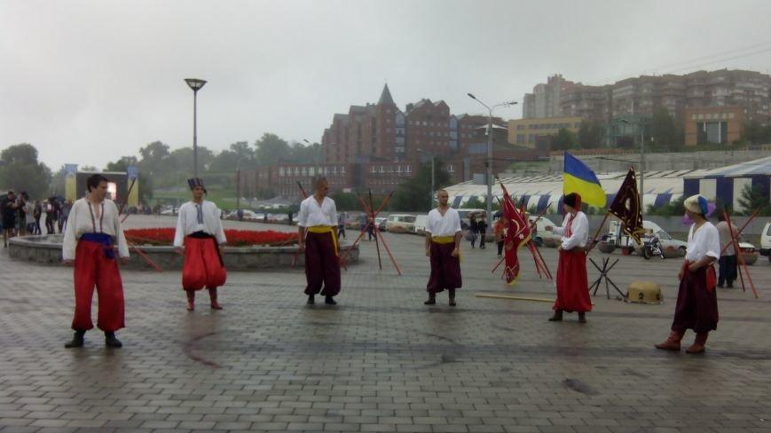 Как отмечают День Конституции в Днепропетровске (ФОТО) (фото) - фото 2