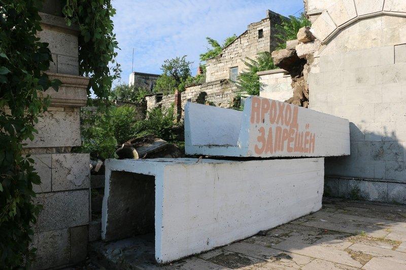 В Керчи обрушилась часть знаменитой Митридатской лестницы (ФОТОФАКТ) (фото) - фото 6