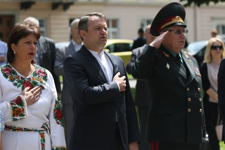 Як у Львові відзначили День Конституції (фото) - фото 2