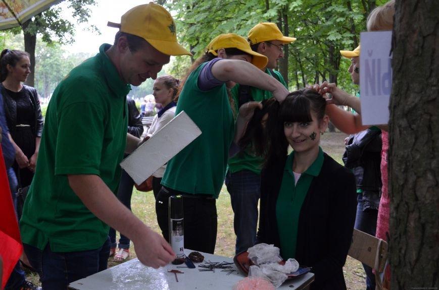 Интерактивная игра «Перезагрузка» собрала молодёжь в Советском районе Гомеля, фото-1